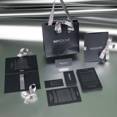 specijalne kese, folderi i kartice za zlataru Magioni