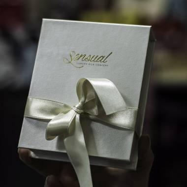 Sensual kese i kutije sa zlatotiskom /mala kutija)