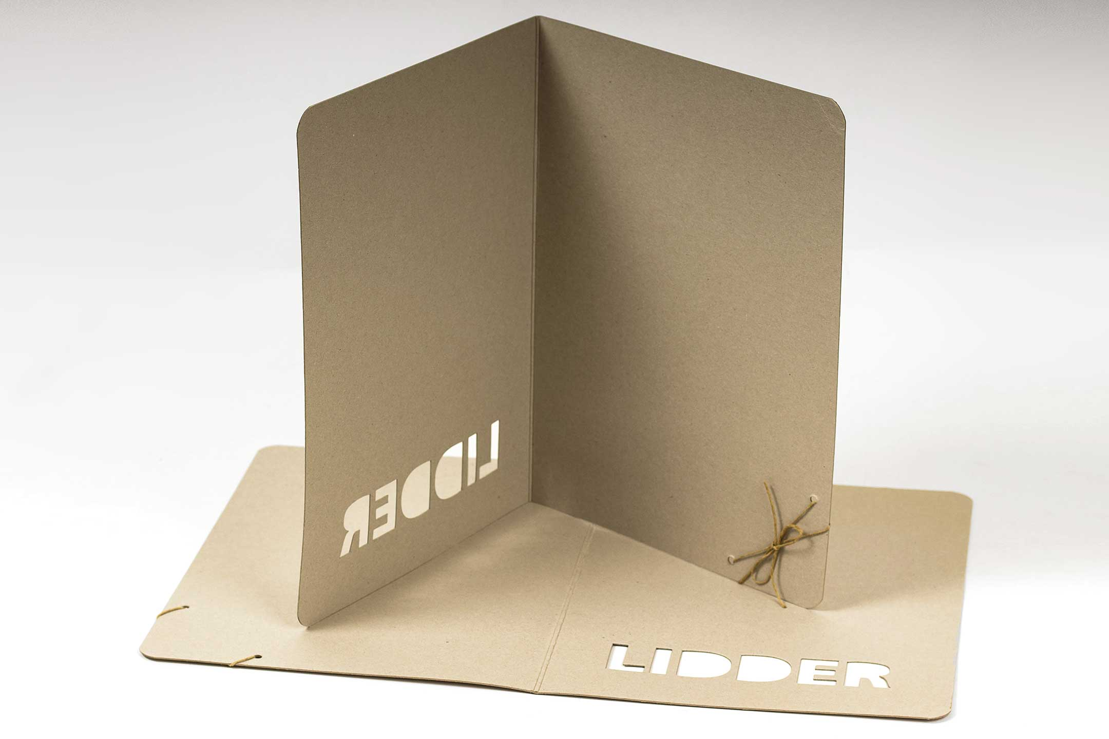 "Dizajn eko fascikle ""Lidder"" (Nova Dimenzija)"