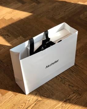Specijalne luksuzne kese (250gr/m2 kunstruk), sa trakom od kepera iz poruba / Akatelijer (klijentove fotografije ) 01