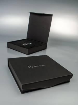 """Luksuzne kutije (kaširane, sa magnetom) """"Mercedes Benz"""""""
