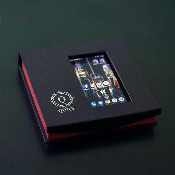 luksuzna kutija / Qony 3