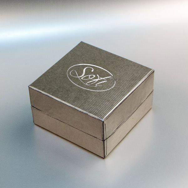 srebrna lux sa logom