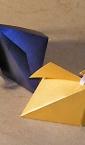Origami kutija za zlatare