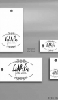 Idejno rešenje etiketa / La Vila girls wear