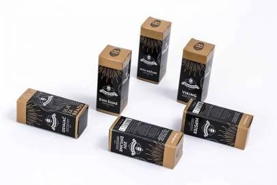 Ambalaža, kutije za flašice 30ml (ulje za bradu) / Bradonja