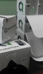 """Quantox"", VR, virtual reality, VR cardboard, google cardboard"